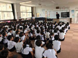 小学校の保健授業